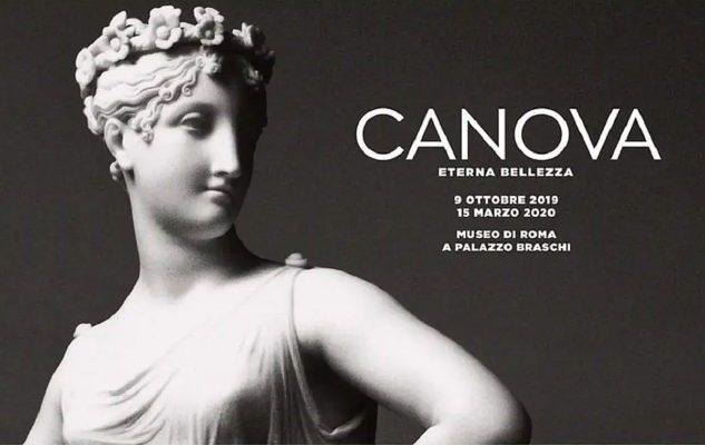 """""""Canova. Eterna Bellezza"""": la grande mostra a Roma"""