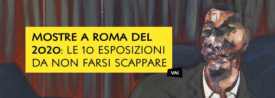 Mostre a Roma del 2020