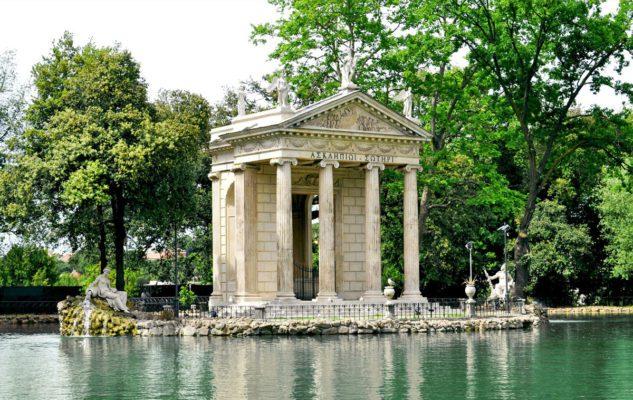 Parchi più belli di Roma
