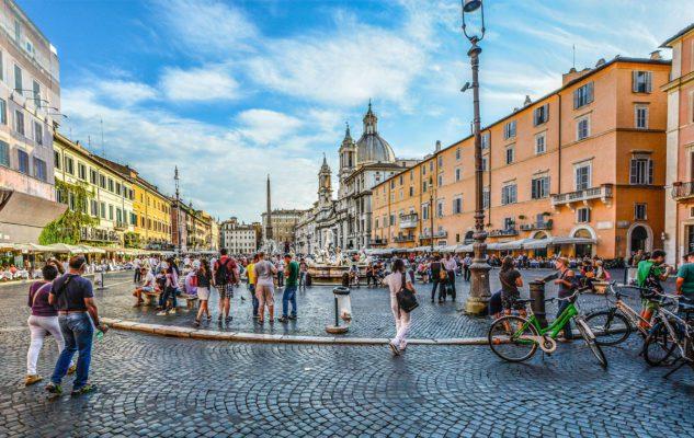 Piazze più belle e famose di Roma