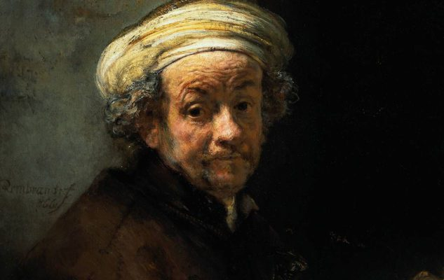 Rembrandt in mostra alla Galleria Corsini di Roma