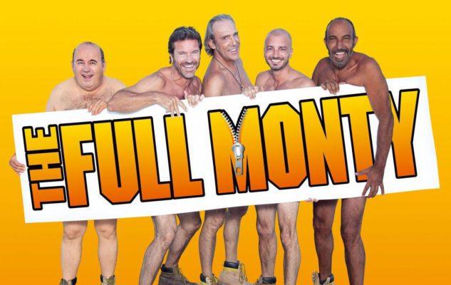 The Full Monty, il Musical a Roma nel 2020: date e biglietti