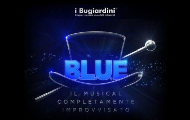"""""""BLUE: il musical completamente improvvisato"""" in scena a Roma"""