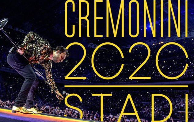 Cesare Cremonini a Roma nel 2020: data e biglietti del concerto
