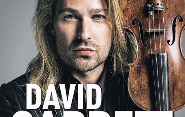 David Garrett & Band in concerto a Roma nel 2020: data e biglietti