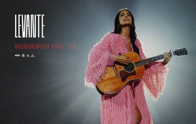Levante in concerto a Roma nel 2020: data e biglietti