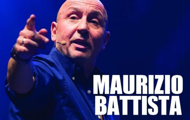Maurizio Battista a Roma nel 2020: date e biglietti dello spettacolo