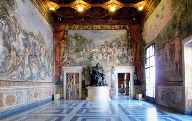 Musei Capitolini a Roma