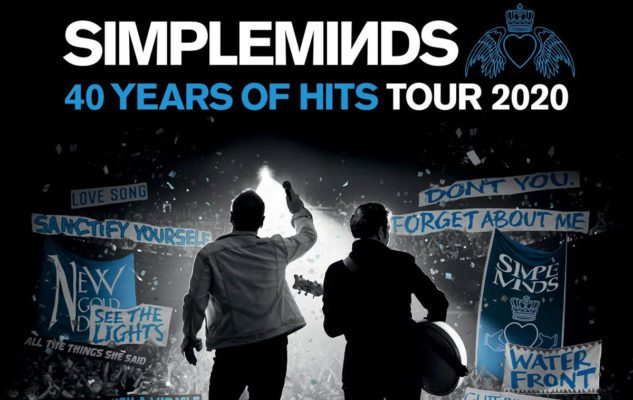 Simple Minds a Roma nel 2020: data e biglietti del concerto