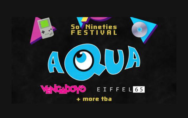 """""""So '90s"""", a Roma il festival degli Anni '90 con Aqua, Eiffel 65 e Vengaboys: data e biglietti"""