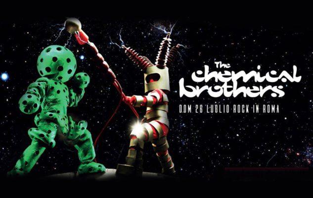 The Chemical Brothers in concerto a Roma nel 2020: data e biglietti