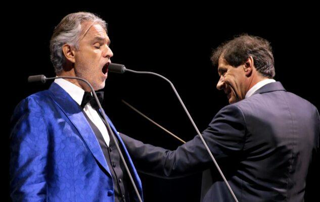 Andrea Bocelli a Roma nel 2023: data e biglietti del concerto