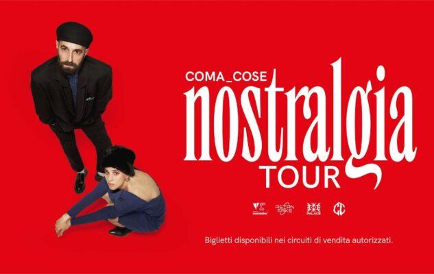 Coma Cose a Roma nel 2021: data e biglietti del concerto