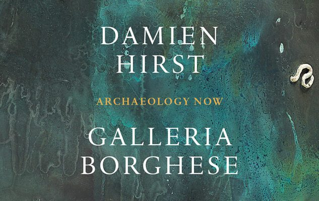 """""""Damien Hirst. Archaeology Now"""": la mostra alla Galleria Borghese"""