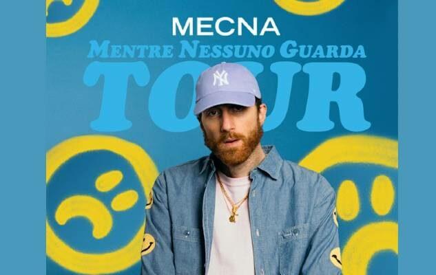 Mecna in concerto a Roma nel 2021: data e biglietti