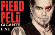 Piero Pelù in concerto a Roma nel 2021: data e biglietti