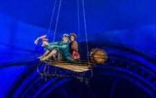"Il Cirque du Soleil a Roma nel 2023: date e biglietti per ""KURIOS"""