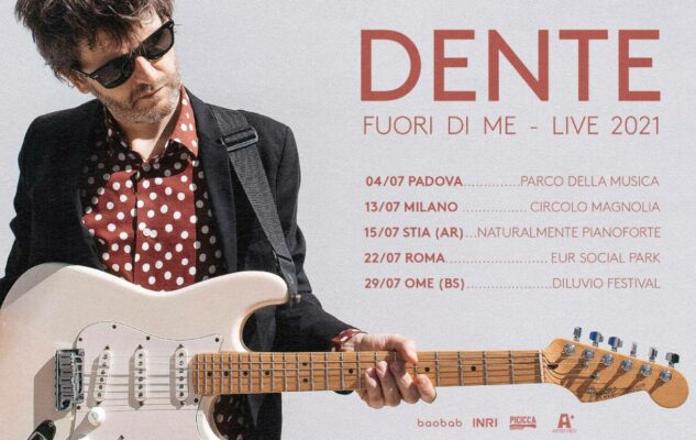 Dente a Roma nel 2021: data e biglietti del concerto