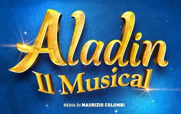 """""""Aladin Il Musical Geniale"""" a Roma nel 2021: date e biglietti"""