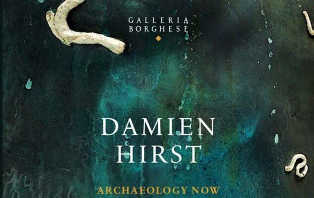 Damien Hirst in mostra alla Galleria Borghese di Roma