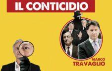 """Marco Travaglio a Roma nel 2022 con """"Il Conticidio"""": data e biglietti"""