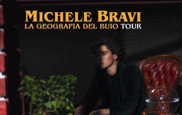 Michele Bravi a Roma nel 2021: date e biglietti dei due concerti