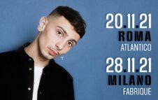 Random a Roma nel 2021: date e biglietti